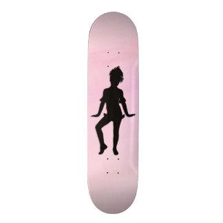 Cutest Little Dancer Skateboard