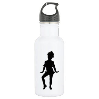 Cutest Little Dancer Stainless Steel Water Bottle