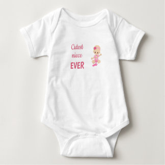 Cutest Niece EVER Baby Bodysuit