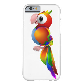 Cutest Parrot Barely There iPhone 6 Case