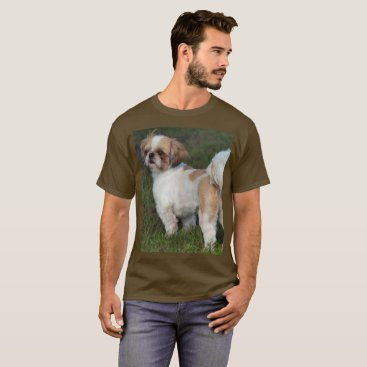 USA Themed Cutest Shih Tzu T-Shirt