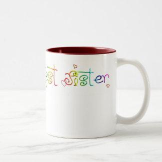 Cutest Sister Mug