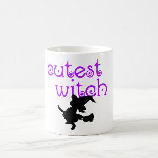Cutest Witch Coffee Mug