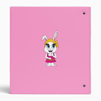Cutesy Bunny™  Avery Binder