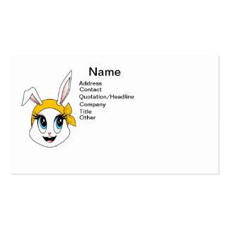 Cutesy Bunny™ Business Card