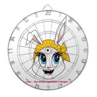 Cutesy Bunny™ Dart Board
