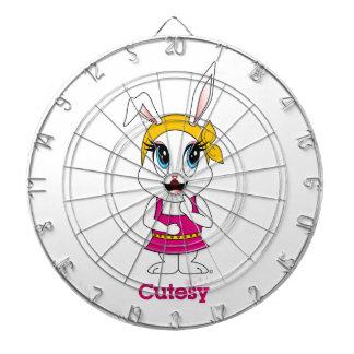 Cutesy Bunny™ Dartboard