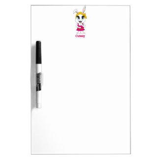 Cutesy Bunny™ Dry-Erase Board