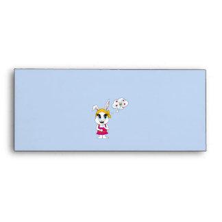 Cutesy Bunny™ Envelope