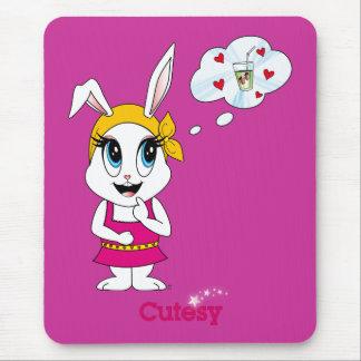 Cutesy Bunny™ Mousepad