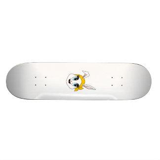Cutesy Bunny™ Skateboard