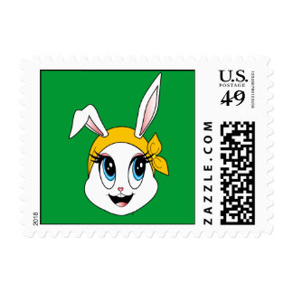 Cutesy Bunny™ Stamp