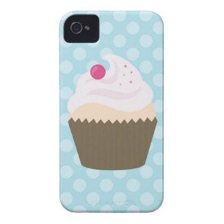 Cutesy Cupcake iPhone 4 Cover