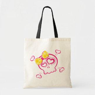 Cutesy Girl Skull Bag