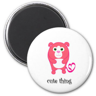 CuteThing copy Refrigerator Magnet