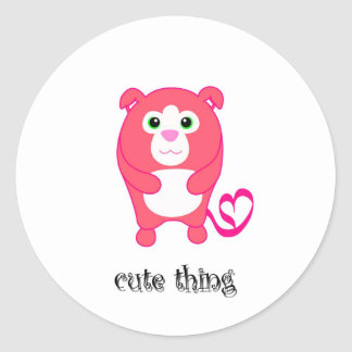 CuteThing copy Stickers