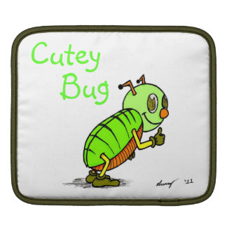 Cutey Bug iPad Sleeve
