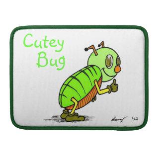Cutey Bug Macbook Pro Sleeve