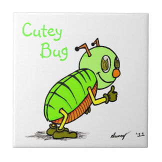 Cutey Bug Tile