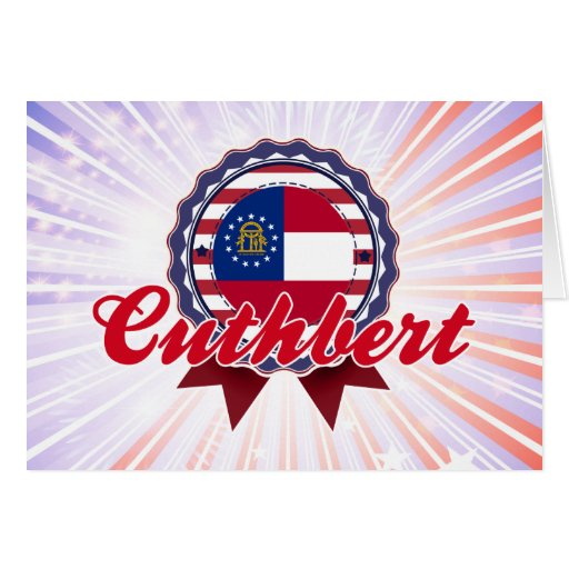Cuthbert, GA Cards