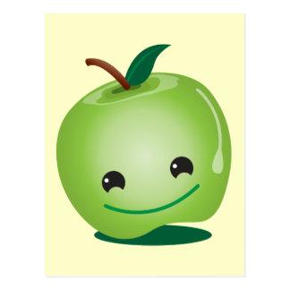 Cutie apple kawaii cute postcards
