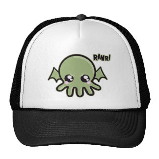 Cutie Baby Cthulhu Trucker Hat