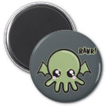 Cutie Baby Cthulhu Magnets
