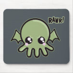 Cutie Baby Cthulhu Mouse Pad
