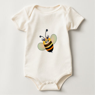 Cutie Bee Baby Bodysuit