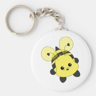 Cutie Bee Keychains