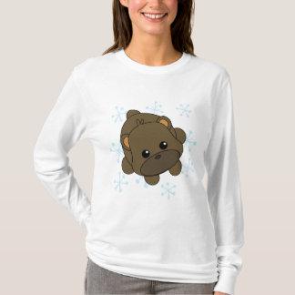 Cutie Brown Bear T-Shirt