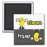 Cutie Cartoon Dishwasher Magnet Fridge Magnets