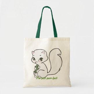 Cutie Cat Tote Tote Bag
