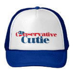 Cutie conservador gorra