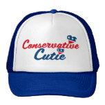 Cutie conservador gorro