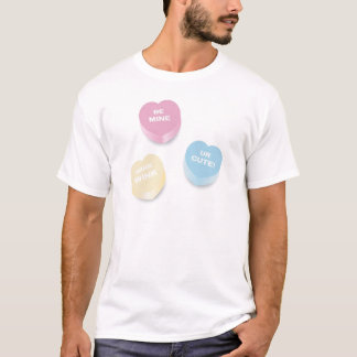 Cutie Conversation Hearts T-Shirt