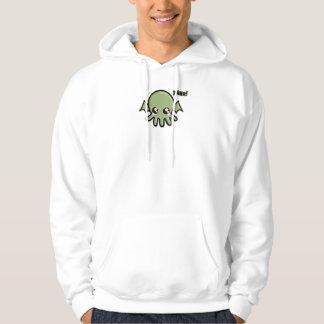 Cutie Cthulhu Hoodie / Hooded Sweatshirt
