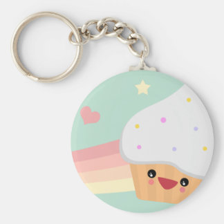 Cutie Cupcake Key Chain
