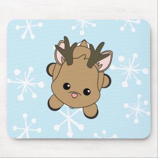 Cutie Dear Mouse Pad