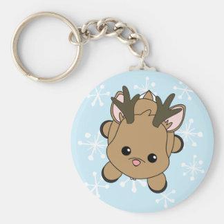Cutie Deer Keychain
