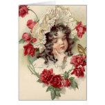 Cutie del Victorian Tarjetón