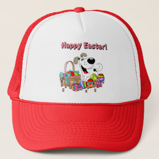 Cutie Found the Easter Basket Trucker Hat