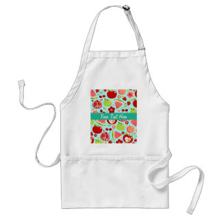 Cutie Fruities Adult Apron