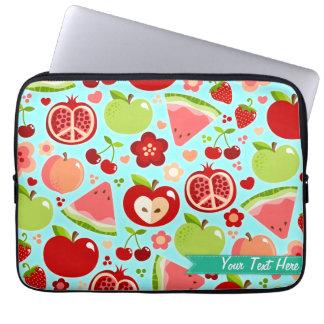 Cutie Fruities Funda Portátil