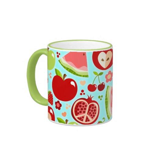 Cutie Fruities Mugs
