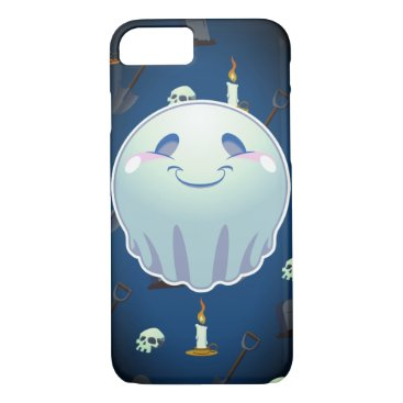 Halloween Themed Cutie Ghost iPhone 7 case