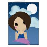 Cutie Kali Dreaming Card