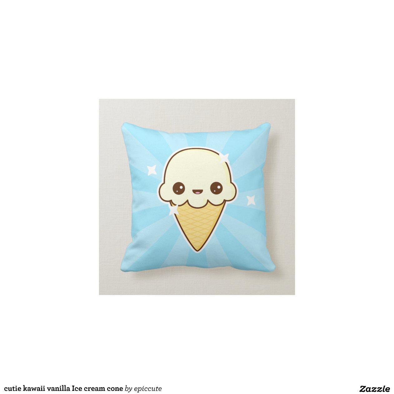 Ice Cream Throw Pillows : cutie_kawaii_vanilla_ice_cream_cone_throw_pillows-rdcb0646737ea400a9b8fd0356344104c_i5fqz_8byvr ...