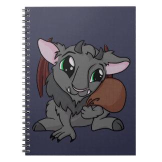 Cutie Krampus! Notebook