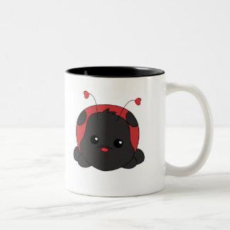 Cutie Lady Bug Coffee Mugs